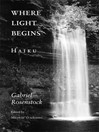 Where Light Begins (eBook)